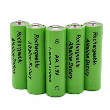 Аккумуляторная пальчиковая и минипальчиковая батарея АА и ААА