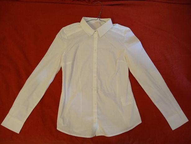 Biała koszula / rozmiar 34