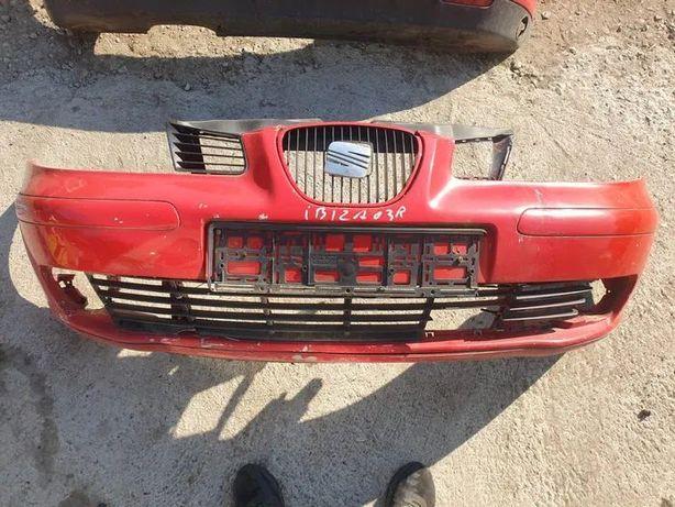 zderzak Maska błotniki seat Ibiza III 3 części