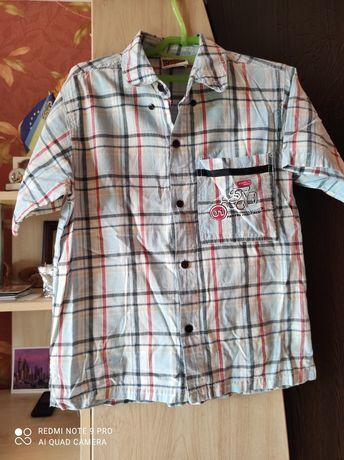 Сорочка рубашка хлопчача