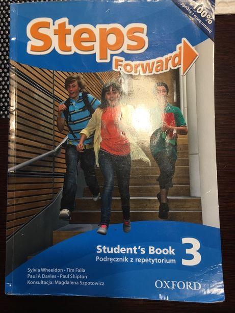 Steps Forward 3, podręcznik używany