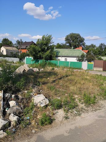 Продам участок на Осокорках рядом метро и берег Днепра