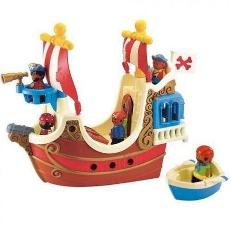 Пиратский корабль ELC