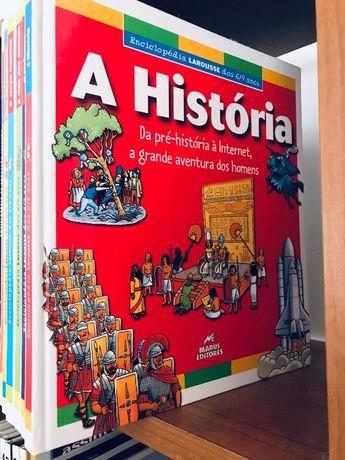 Enciclopédia para crianças 6/9anos