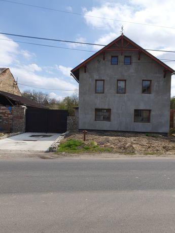 Gospodarstwo rolne w  Berbacicach koło  Głubczyc
