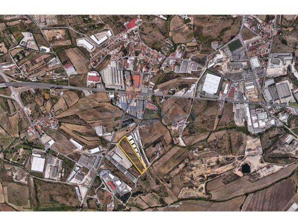 Terreno Industrial em Sintra