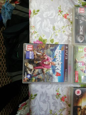 Gry Ps3 Need for speed rivals, Sniper ghost warrior, Gta4, Ufc3 i inne