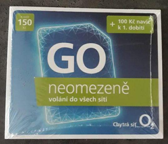 Czeska karta SIM O2 nie wymaga rejestracji