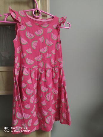 Sukieneczka w arbuzy