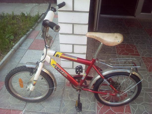 Велосипед детский, 6-9 лет, размер колеса 16
