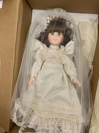 Колекцiйнi ляльки, колекционные куклы