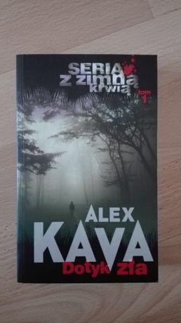 Dotyk zła, Alex Kava