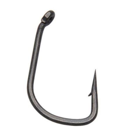 Haki Karpiowe rozmiar #2 (10 szt) typ Fang Twister Wide Gape