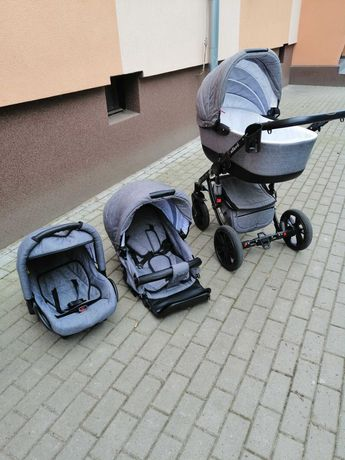 Wózek dziecięcy 3 w 1