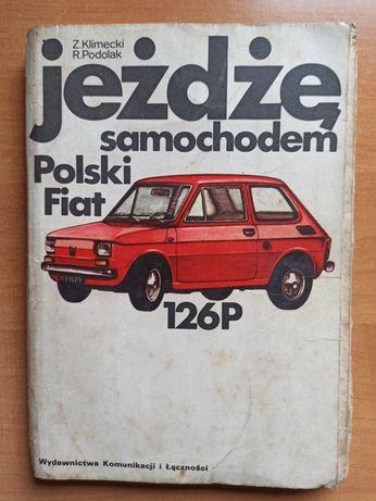 Polski Fiat 126p - zestaw 3 książek