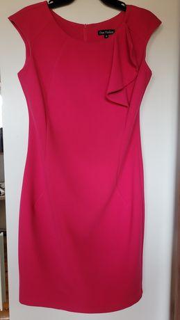 Różowa sukienka r. 38