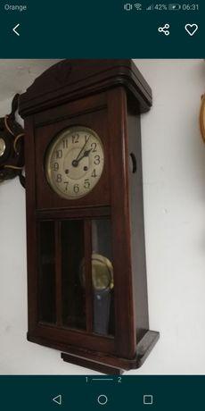 Sprzedam zegar ścienny Dębowy
