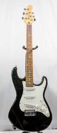 Gitara elektryczna Dean Avalanche Zone BK