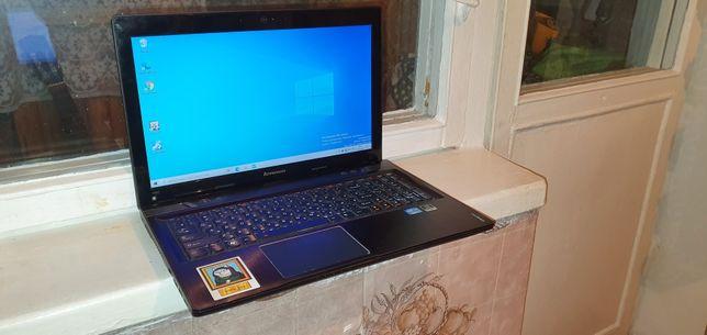 Игровой Lenovo Y580 core i7/ Gtx/ssd/jbl/подсветка