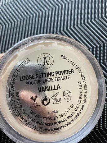 ANASTASIA beverly hills puder loose setting powder Vanilla