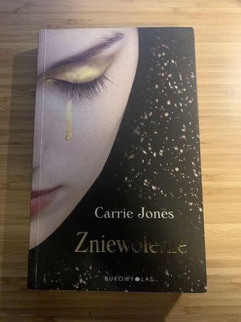 Książka Zniewolenie Carrie Jones bukowy las