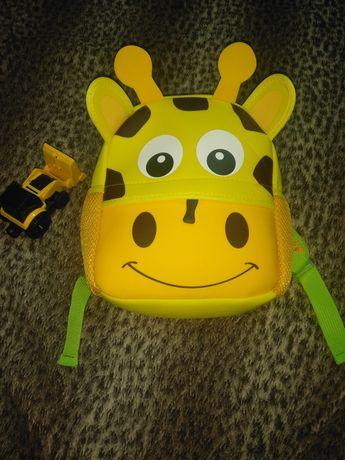 Рюкзак детский жираф