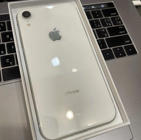 iPhone XR 64 GB. White. Без Face-iD