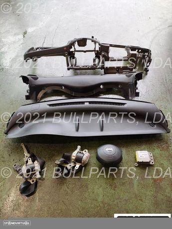 Centralina-02850_01853 Conjunto Completo Tablier + Airbags + Pr