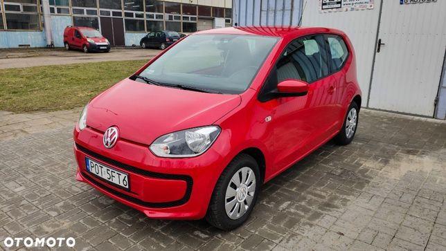 Volkswagen up! VW Up! czerwony pocisk! Bez wkładu finansowego. Zobacz!