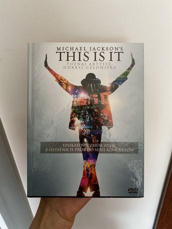 This is it film Michael Jackson