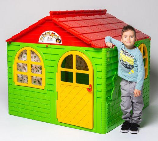 Большой детский домик ТМ Долоні 129см х 129см . Киев наличие