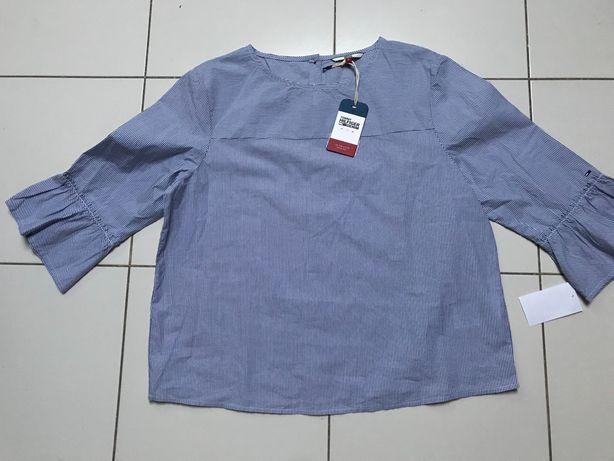Nowa bluzka Tommy Hilfiger + nowy sweter H&M gratis, r. M/L