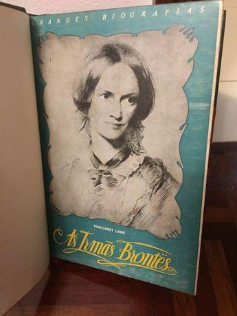 Livro - As Irmãs Brontes de Margaret Lang