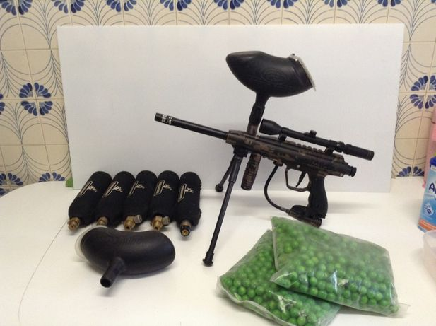 Paintball JT TAC-5m Recon completo