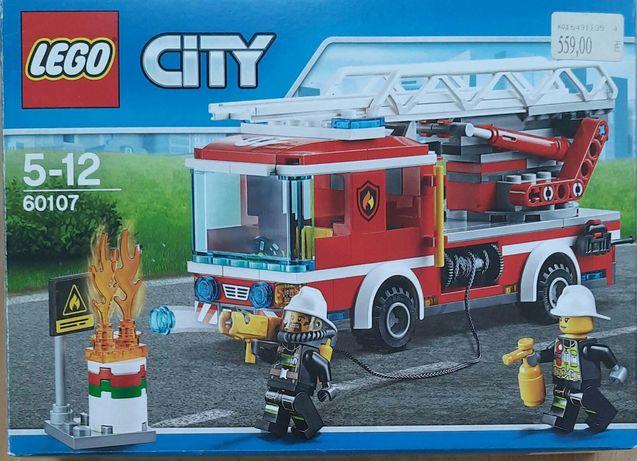 Оригинальный LEGO CITY пожарная машина