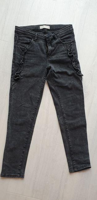 Spodnie jeansowe Zara