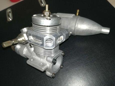 Motor Webra 20 - 2T Glow