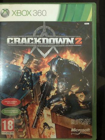 Crackdown 2 xbox 360 gra/gry
