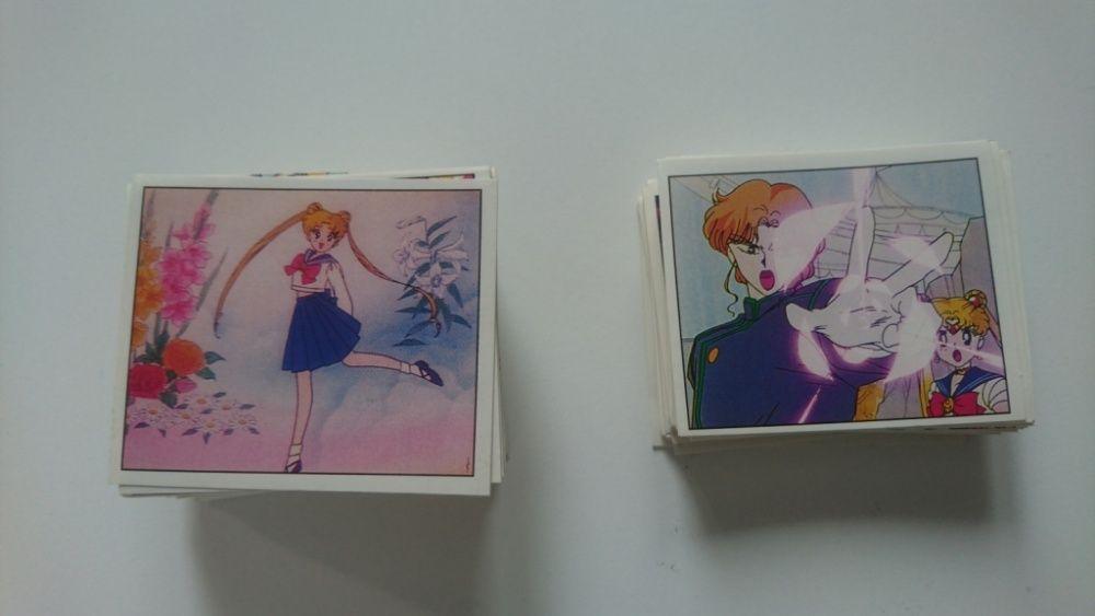 Naklejki Panini, album Sailor Moon , Czarodziejka z księżyca Piaski - image 1