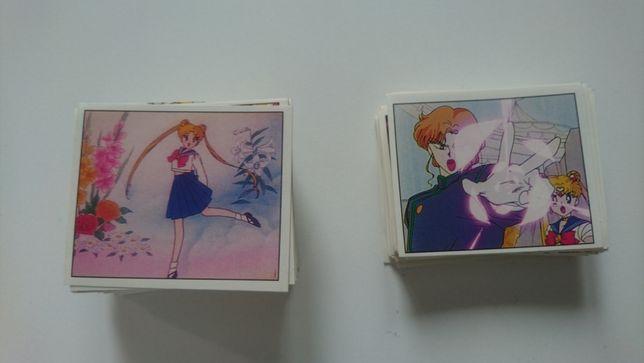 Naklejki Panini, album Sailor Moon , Czarodziejka z księżyca