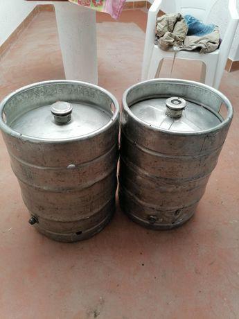 Bidons de Cerveja