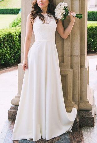 """Свадебное платье от салона """"Юнона"""""""