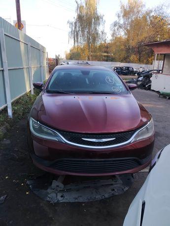 Chrysler 200 usa 15г16г17г разборка авто всё оригинал б.у