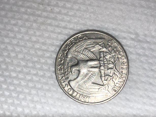 Liberty Quarter Dollar (p) 1989