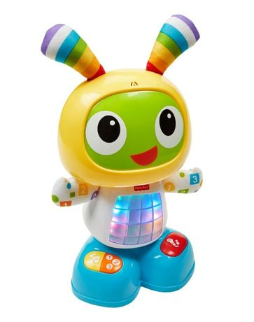 Fisher Price Robot BEBO Song Uczy DJX24