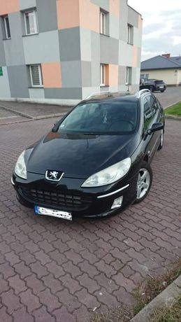 Peugeot 407 SW 2.0 16V
