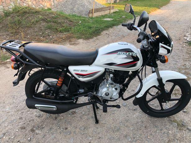 """Нові мотоцикли «Bajaj Boxer"""" офіційні  гарантія"""