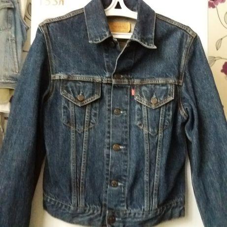 Куртка джинсовая. М.