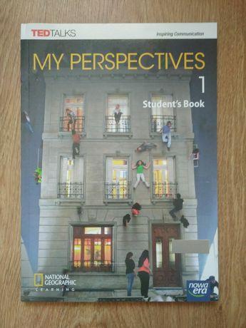 My Perspectives 1 NOWY podręcznik Student's book SB Nowa Era National