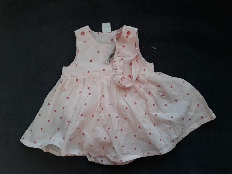 Sukienka dziecieca H&M Gdańsk - image 1